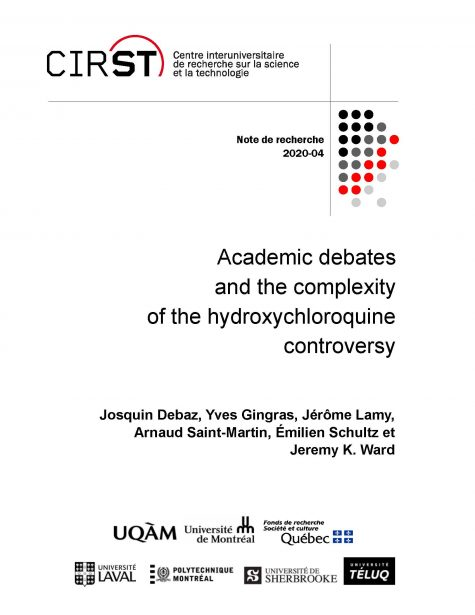 Academic debates and the complexity of the hydroxychloroquine controversy